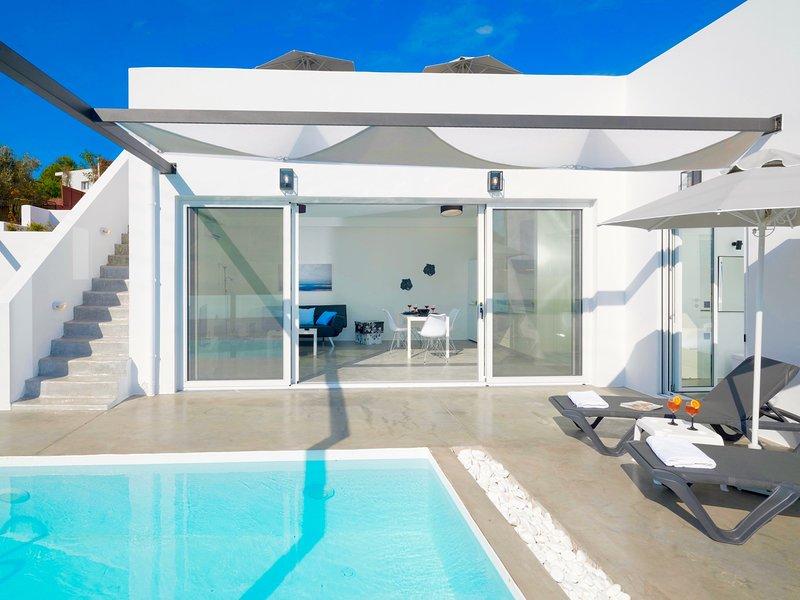 Villa Neoma, holiday rental in Mononaftis