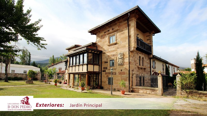 LAS CASONAS DE DON PEDRO, holiday rental in Reinosa