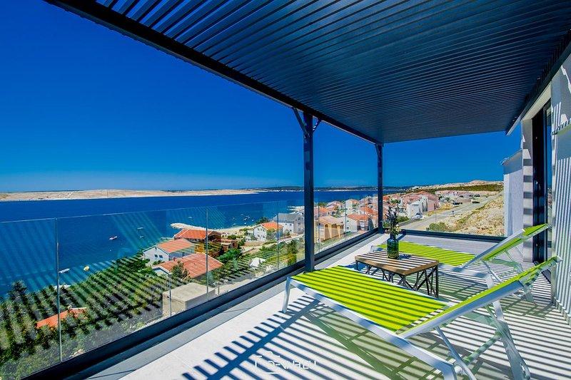 Caska Apartment Sleeps 6 with Air Con - 5508865, vacation rental in Vidalici