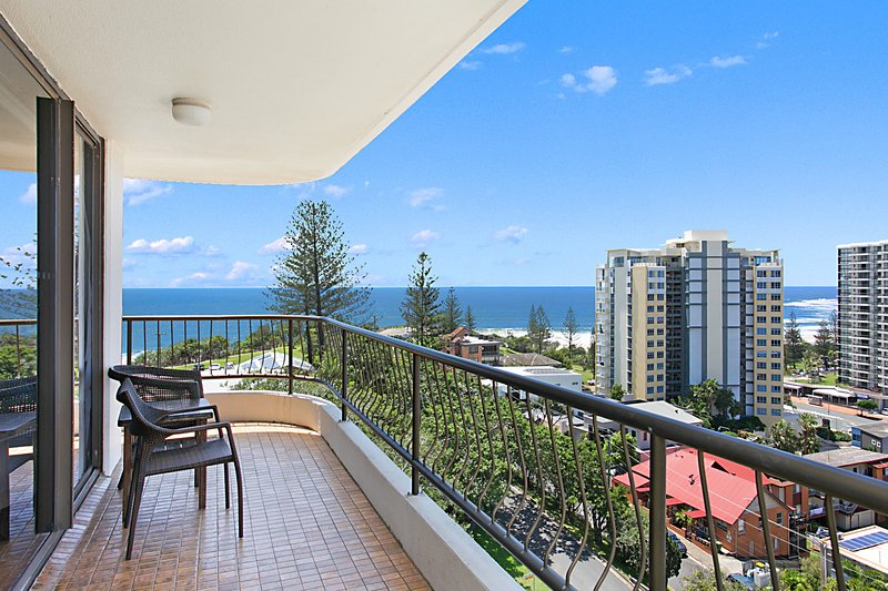 Chateau Royale Unit 34 - Overlooking central Coolangatta, vacation rental in Tumbulgum