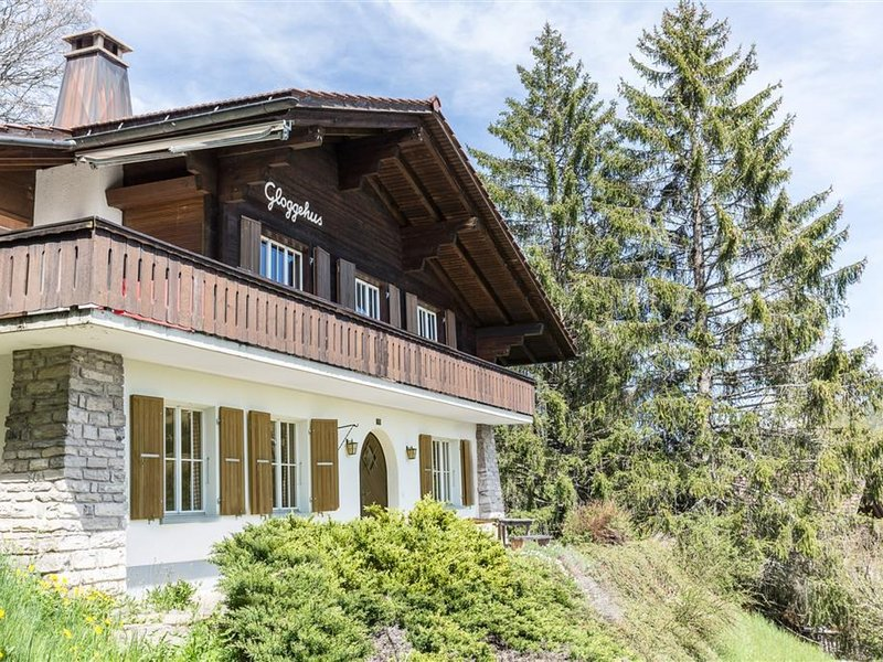 Gloggehus, Chalet, vacation rental in Schonried