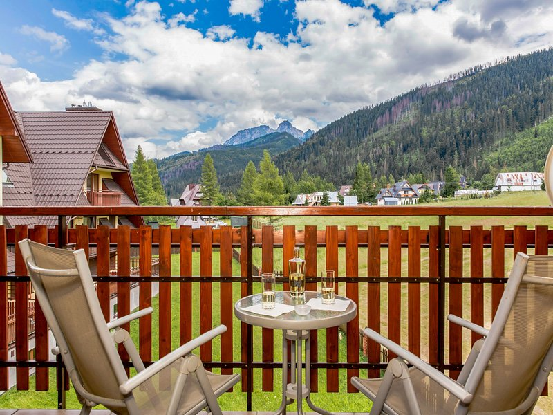 Giewont View, holiday rental in Koscielisko