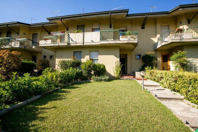 Casa Tiziano, holiday rental in Montichiari