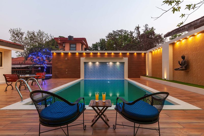 Villa Mystica by Vista Rooms, vacation rental in Khandala