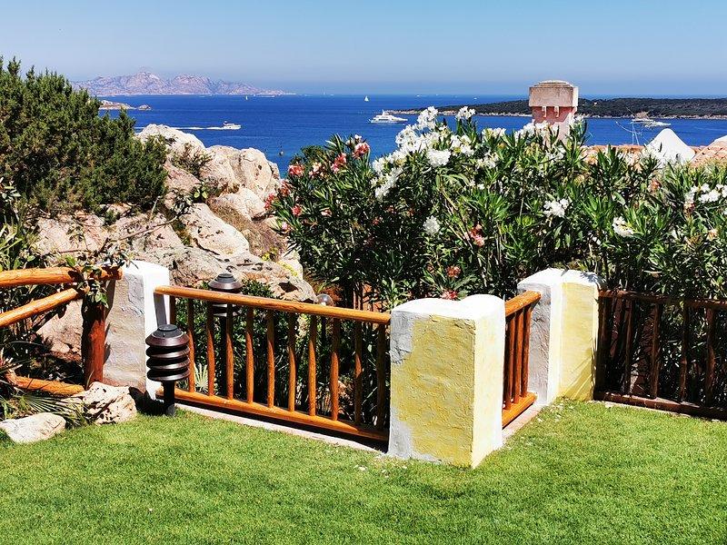 Villa Tea - Porto Cervo - Costa Smeralda, holiday rental in Porto Cervo