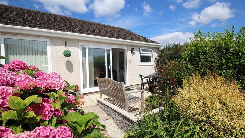Bayview Bungalow, location de vacances à Llanrhidian