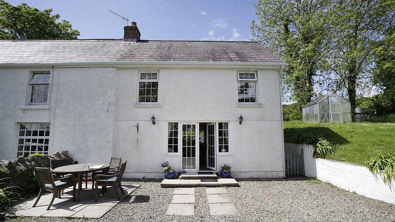 Crwcca Farm Cottage, location de vacances à Clydach