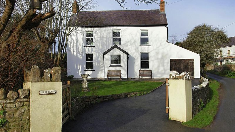Lilac House, casa vacanza a Rhossili