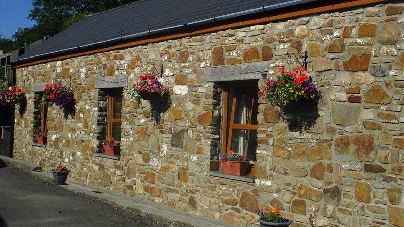 Llanmorlais Farm Cottage, location de vacances à Llanrhidian