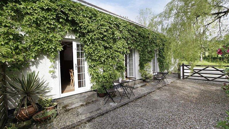 Llethryd Farm Cottage One, location de vacances à Llanrhidian