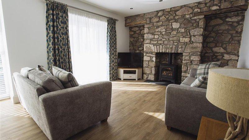 Lower Sanctuary Apartment, location de vacances à Llanrhidian
