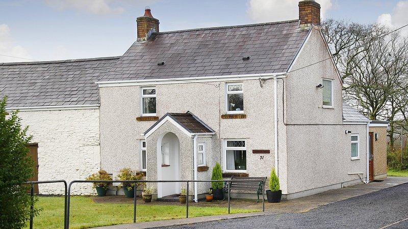 Tirmynydd Farm Cottage, holiday rental in Penclawdd