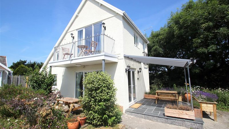 The Summer House, holiday rental in Mumbles