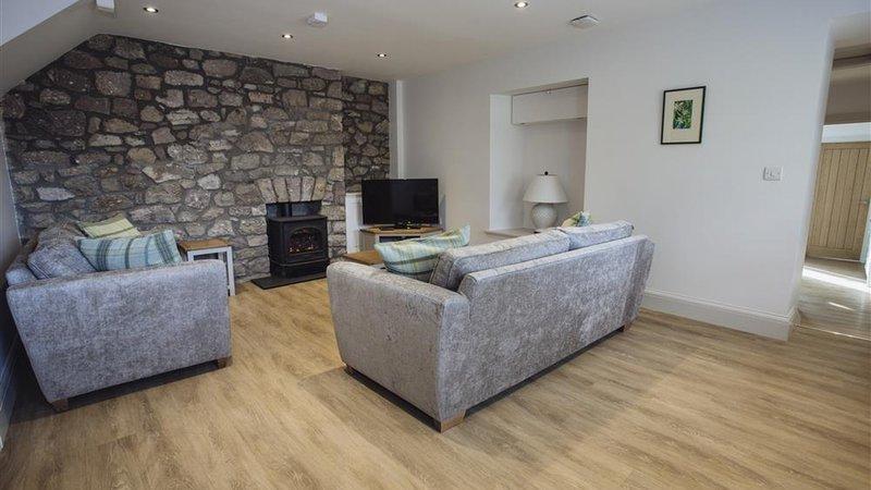 Upper Brynfield Apartment, location de vacances à Llanrhidian