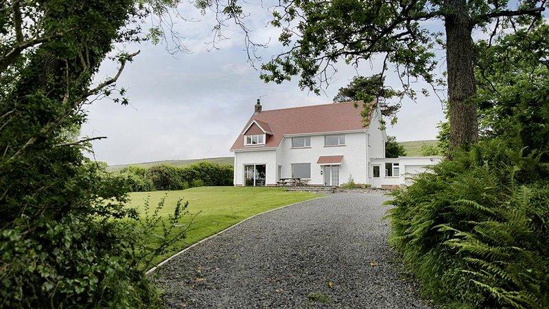 Westfields, location de vacances à Llanrhidian