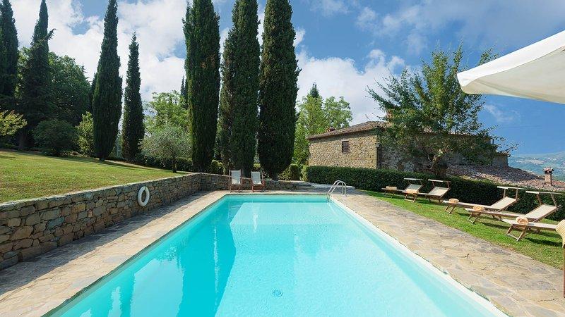 CROGNOLE 6, Emma Villas Exclusive, Ferienwohnung in Radda in Chianti
