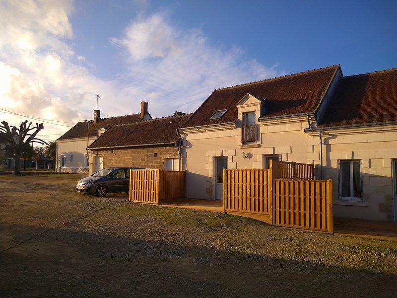 Gîtes de la Musardière 3*, vacation rental in Chatillon-sur-Cher