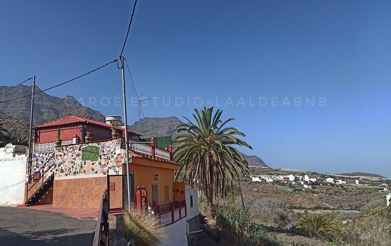 CASA JULIANA, casa vacanza a La Aldea de San Nicolas de Tolentino