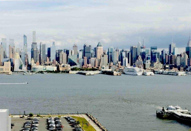 Great Studio 15 minutes from Manhattan, alquiler vacacional en Weehawken