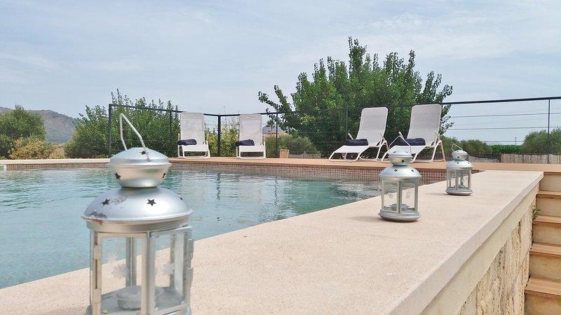 Son Sabater (Es Molí Nou), vacation rental in Sa Pobla