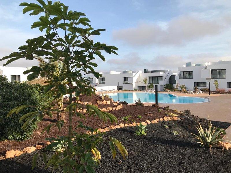 Marta & Lorenzo. Apartment Fuerteventura, vacation rental in Villaverde