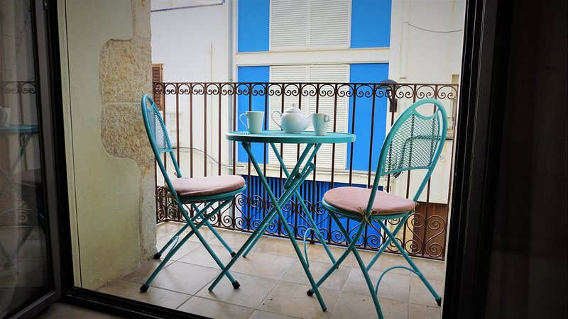 Apartment Gracia, in the historic center of the town of l'Escala, for 4p, vakantiewoning in Sant Marti d'Empuries