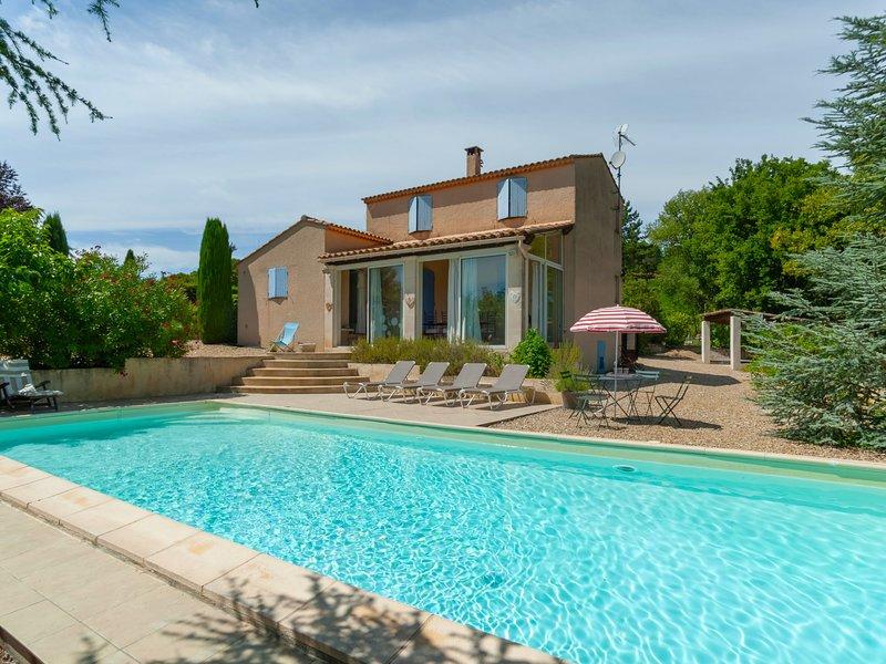Les Iris, holiday rental in Gargas