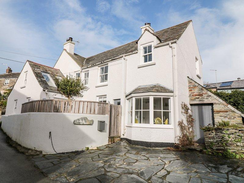1 Jubilee Cottage, Trebarwith Strand, holiday rental in Trebarwith