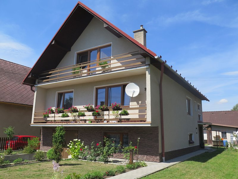 Apt. Mládeže, vacation rental in Demanova