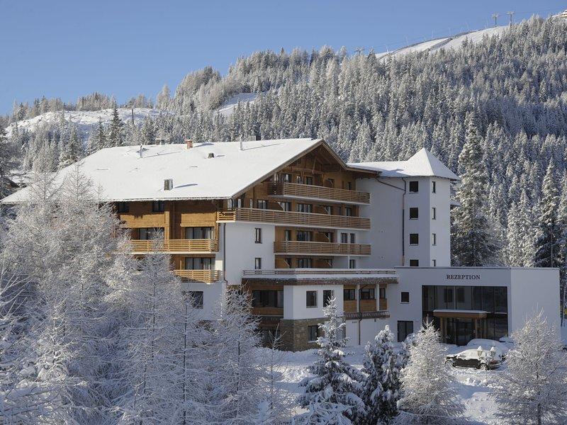 Katschberg Alpenhaus S / SML500, holiday rental in Rennweg