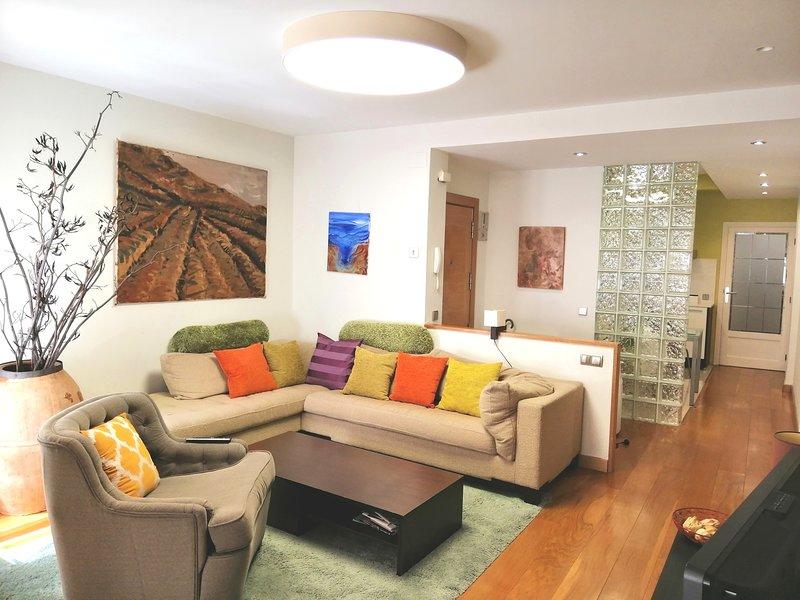 APARTAMENTO REDONDILLA LOGROÑO, holiday rental in Logrono
