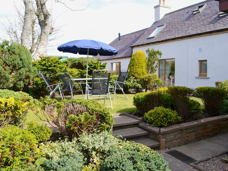 The Knowes, holiday rental in Melvich