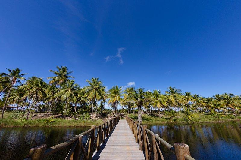 Jardim das Bromélias Vilas e Reserva - Bangalôs, vacation rental in Marau