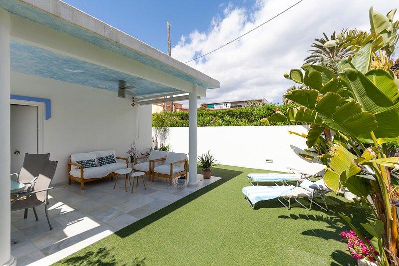 Jardín - terraza