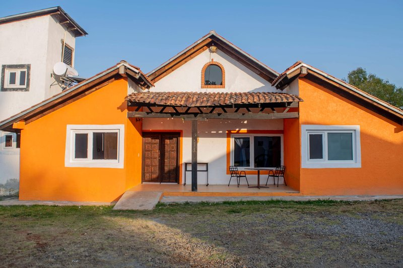 real de la cuz, holiday rental in Pachuca