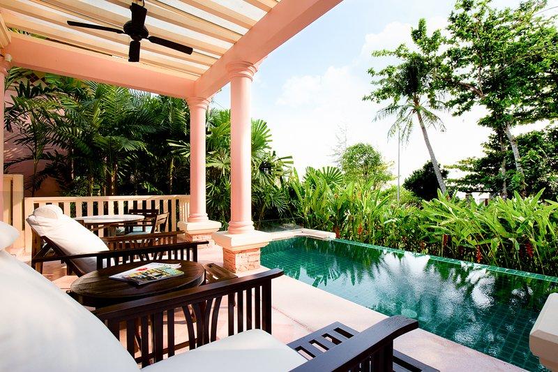 Ban Karon Villa Sleeps 3 with Pool and Air Con - 5823238 – semesterbostad i Karon Beach
