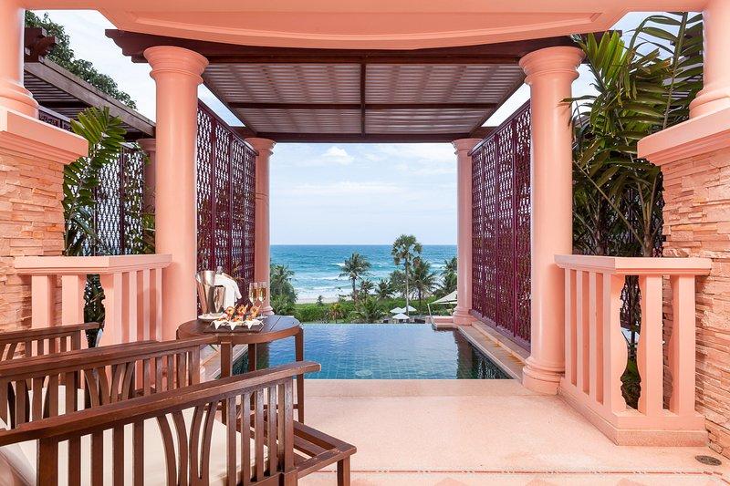 Ban Karon Villa Sleeps 3 with Pool and Air Con - 5822910, holiday rental in Karon Beach