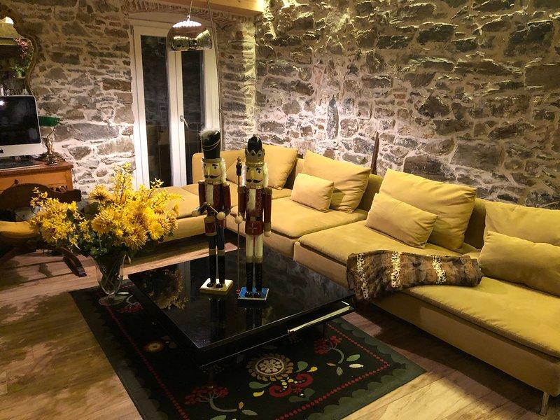 mia home , loft in centro a riomaggiore a due passi dal mare, vacation rental in Riomaggiore