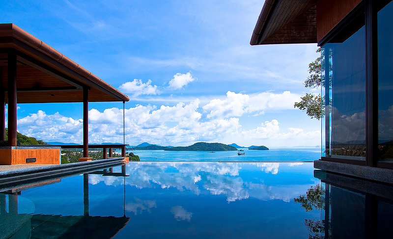 Ban Laem Phan Wa Villa Sleeps 5 with Pool and Air Con - 5821126, holiday rental in Wichit