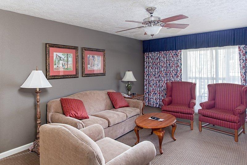 Wyndham Kingsgate Vacation Rental, alquiler de vacaciones en Williamsburg