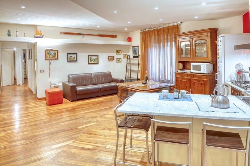 Dai Fiorentini - Apartment In Levanto - Dai Fiorentini - Levanto, vakantiewoning in Legnaro