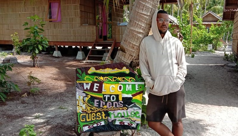 Erens Guest House, vacation rental in West Papua