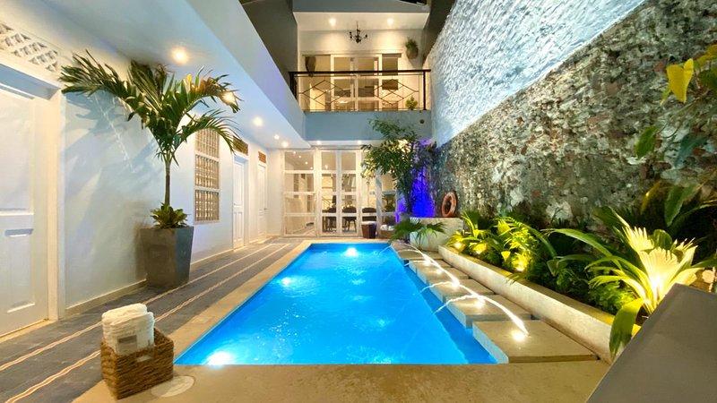 Casa Laurel, vacation rental in Cartagena