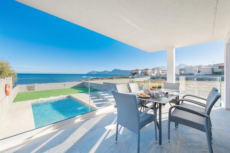 SON SERRA RELAX B - Villa for 2 people in Son Serra De Marina, holiday rental in Son Serra de Marina