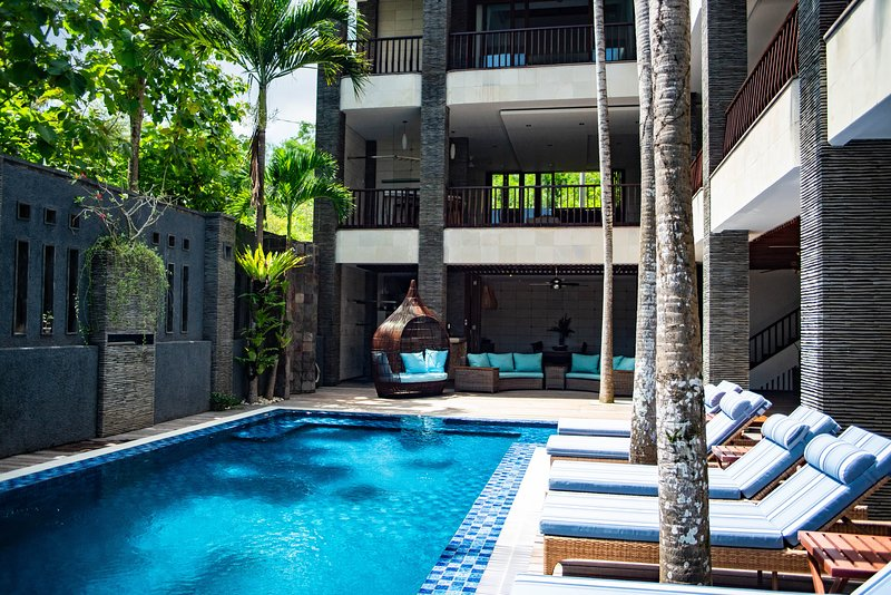 Balconies Villa Bali, vacation rental in South Kuta