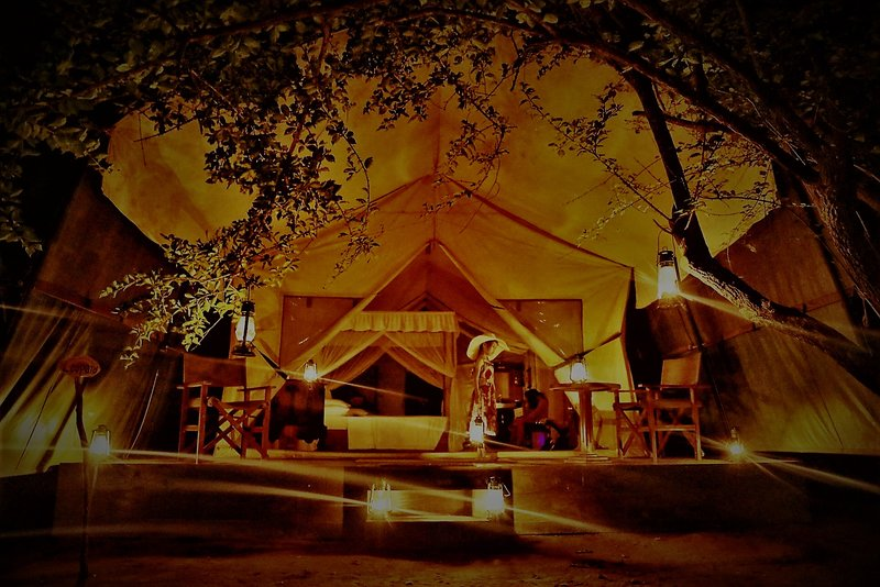 The Panthera Yala Luxury Camping, casa vacanza a Kataragama