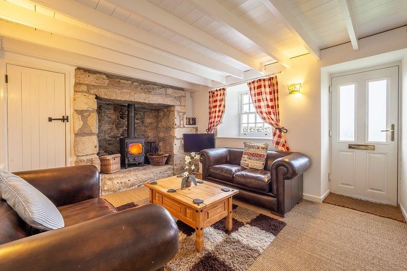 Balwest Cottage, vacation rental in Tresowes