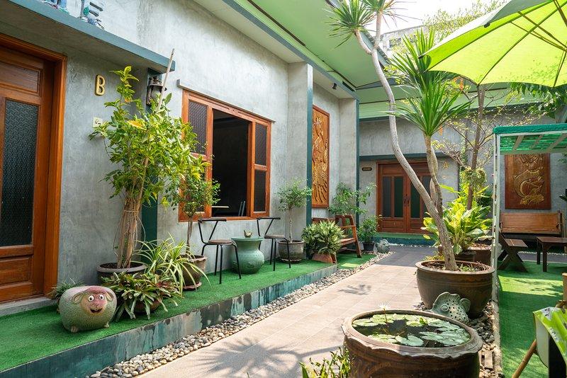 Stay in the heart of historical land- Ayutthaya, Ferienwohnung in Ayutthaya