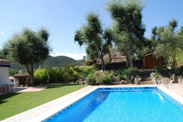 Calonge Villa Sleeps 6 with Pool and Free WiFi - 5509105, vacation rental in Calonge