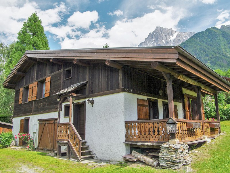 L'Piri, vacation rental in Chamonix